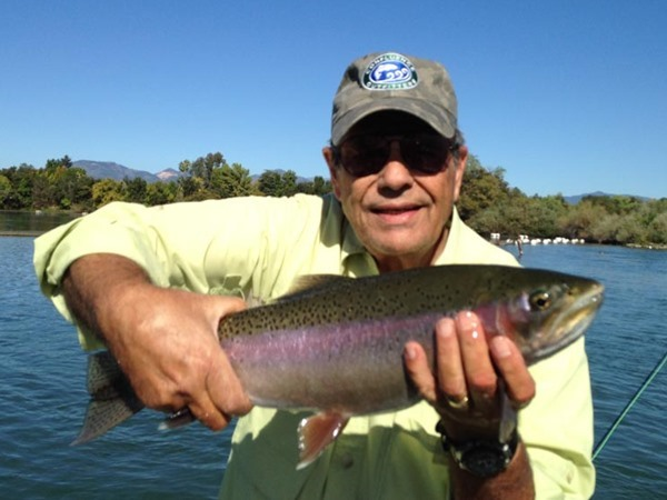Rich caught this beauty right in front of Aqua Golf