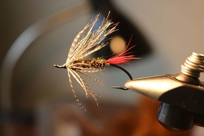 Soft Hackles, the bread and butter of the Trinity