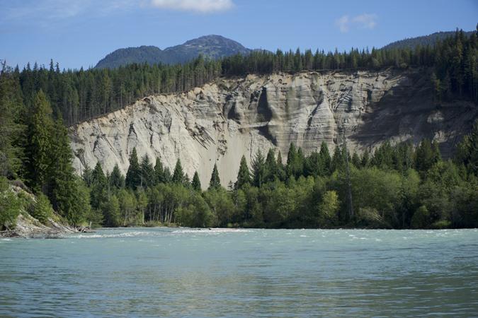 The Kalum is one of my favorite lower Skeena tributaries