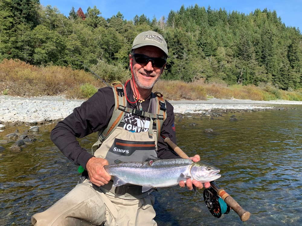 Mike with some wild chrome