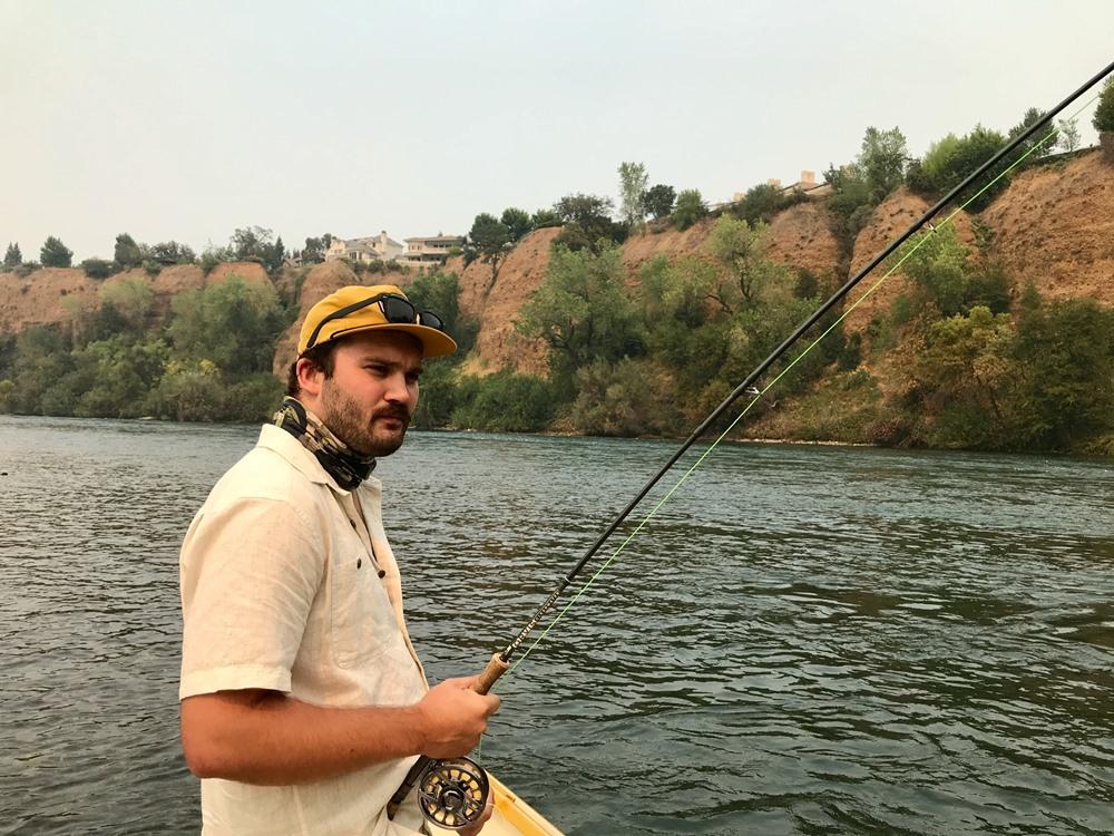 Fish on.