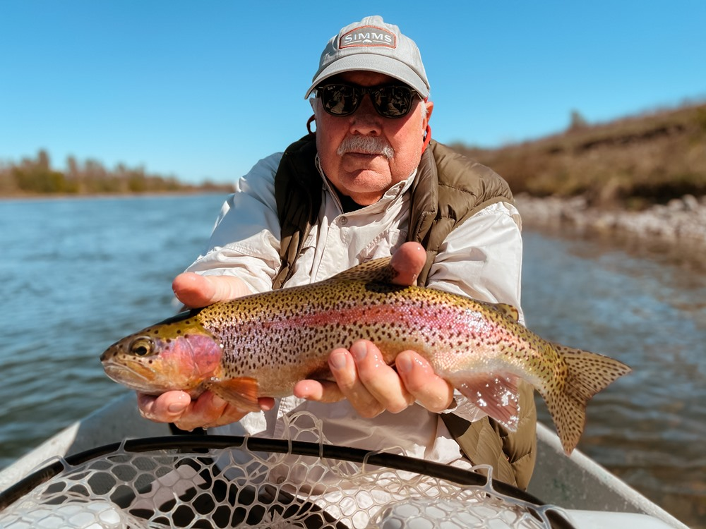 Cliff w/ a beautiful 'bow