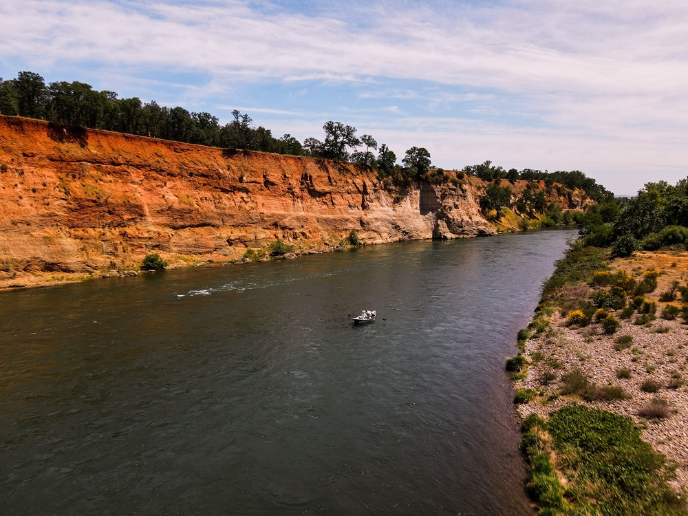 One of our beautiful bluffs...