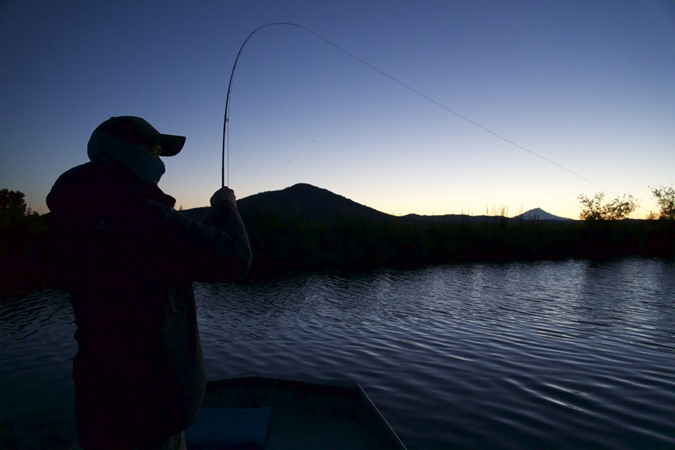 Northern California Fishing Image