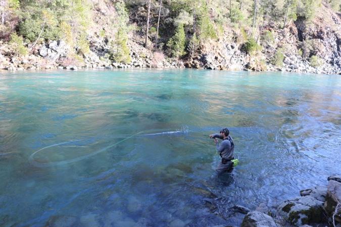 Northern California Fishing Image