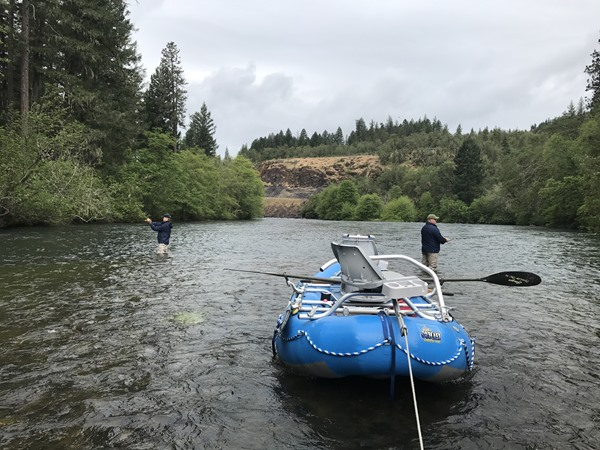Southern Oregon Fishing Image