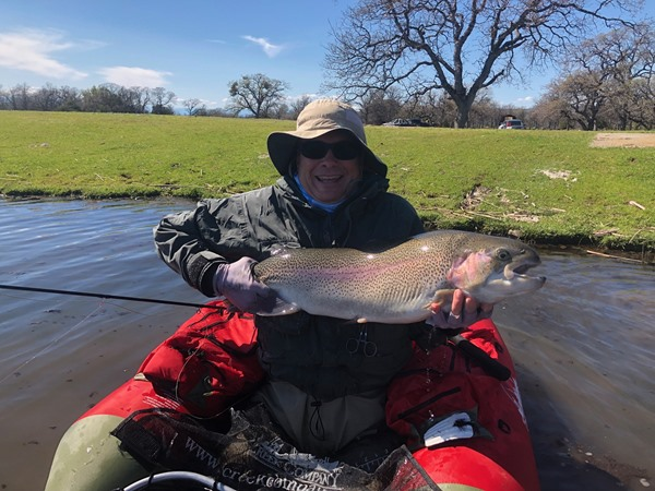 Private Water Fishing Report & Testimonials - Eagle Canyon Trophy