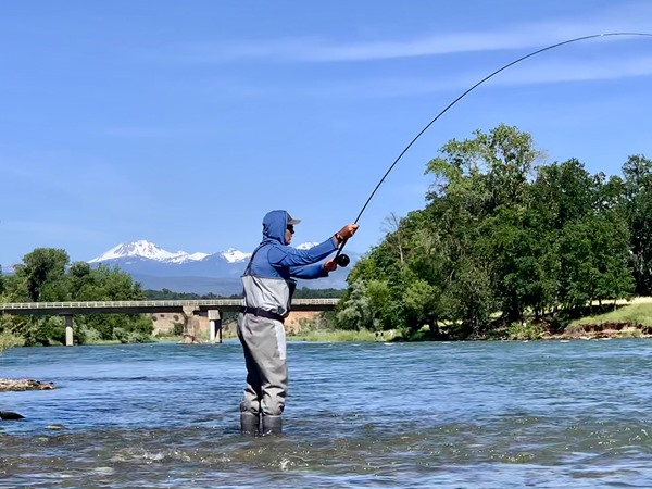 Lower Sac Fishing Image
