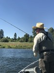 Klamath Basin Fishing Image