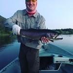 Klamath Basin Fishing Image