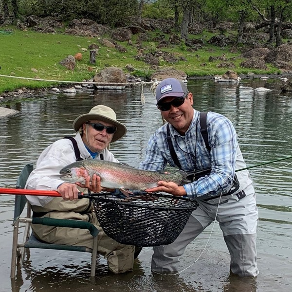 Trinity River Fishing Reports from the Guides at Confluence