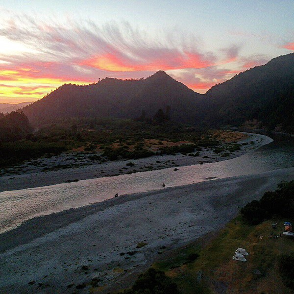 Be first and last to fish for chrome on one of the best runs on the Lower Klamath